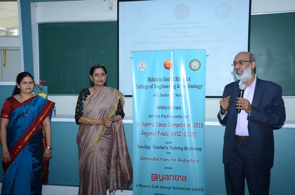 e-Yantra Idea Competetion Regional Final
