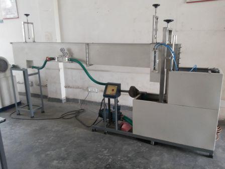 Hydraulics and Hydraulic Machines lab
